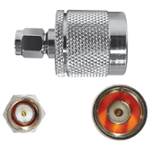 Wilson Electronics 971132: SMA Male to N Male Connector