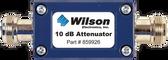 Wilson Electronics 859926: 10 dB Attenuator, 50 Ohm