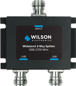 Wilson Electronics 859957: 2 Way Splitter, 50 Ohm with N Female Connectors. -3 dB, 700-2700 MHz.