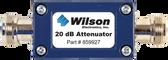 Wilson Electronics 859927: 20 dB Attenuator, 50 Ohm