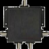 Wilson Electronics 859106: 4 Port 700-2700 MHz Splitter w/F Female Connectors, 75 Ohm