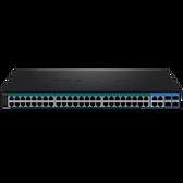 TPE-5048WS | TRENDnet: 52-Port Gigabit Web Smart PoE+ Switch (740W)