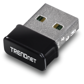 TBW-108UB | TRENDnet: Micro N150 Wireless & Bluetooth USB Adapter