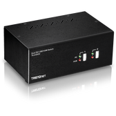 TK-232DV | TRENDnet: 2-Port Dual Monitor DVI KVM Switch