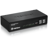 TK-CAT508 | TRENDnet: 8-port CAT5 KVM Switch