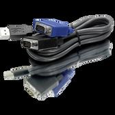 TK-CU06 | TRENDnet: 6-feet USB KVM cable for TK-803R/1603R
