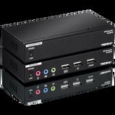 TK-DEX5 | TRENDnet: DVI KVM Extension Kit with Audio Support