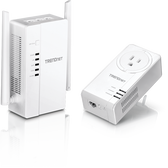 TPL-430APK | TRENDnet: AC1200 WiFi Everywhere Powerline AP  Powerline 1200 Kit