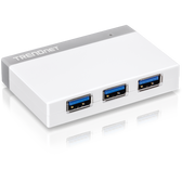 TU3-H4 | TRENDnet: 4-Port USB 3.0 Hub