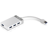 TU3-H4E | TRENDnet: 4-port High Speed USB 3.0 Mini Hub
