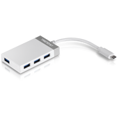 TUC-H4E | TRENDnet: 4-Port USB-C Mini Hub