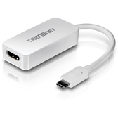 TUC-HDMI | TRENDnet: USB 3.1 Type C to HDMI Adapter