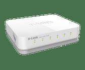 GO-SW-5G | D-Link: 5-Port Gigabit Unmanaged Desktop Switch