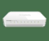 GO-SW-8G | D-Link: 8-Port Gigabit Easy Unmanaged Desktop Switch