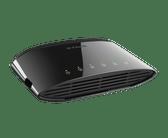 DGS-1005G | D-Link: 5-Port Gigabit Desktop Switch, Compact