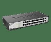 DES-1024D | D-Link: 24-Port Fast Ethernet Unmanaged