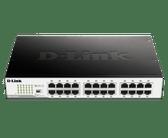 DGS-1024D | D-Link: 24-Port Gigabit Unmanaged Desktop Switch