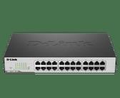 DGS-1100-24 | D-Link: 24-Port Gigabit Smart Managed Switch