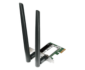 DWA-582 | D-Link: Wireless AC1200 Dual Band PCI Express Adapter