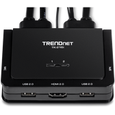 TK-216i | TRENDnet: 2-Port 4K HDMI KVM Switch