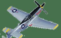 P-51D Mustang USAAF Korean
