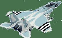 F-15 Eagle USAF 12th AF Commander