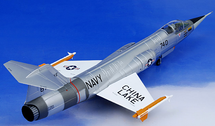 F-104A Starfighter USN, NAWS China Lake, CA