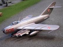 MIG-17PM Polish Air and Air Defense