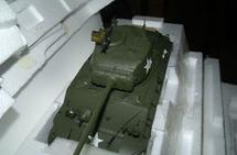 M4-A3 Sherman Tank US Army Gen. Patton