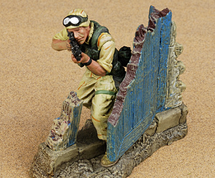 Soldiers Soldiers of Steel Assortment - Nine Figures!