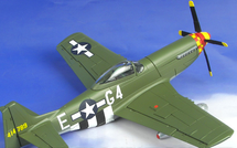 "P-51D Mustang USAAF 35th FG, 362nd FS, ""Missouri Armada"""
