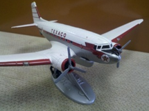 "DC-3 Wings of Texaco"" #11 ""Gooney Bird"" Standard Edition Racing Champions & Ertl"