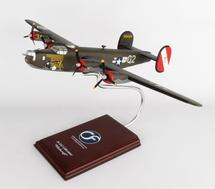 B-24J Witchcraft 1/60 Mahogany Display Model
