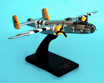 B-25J Executive Sweet 1/48 Mahogany Display Model