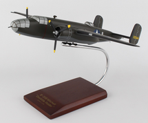 B-25B Doolittle Raiders 1/48 Mahogany Display Model