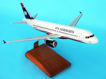 US AIRWAYS A320-200 (NC) 1/100