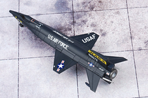 "X-15A NASA/USAF, #56-6672 ""Little Joe The II"""