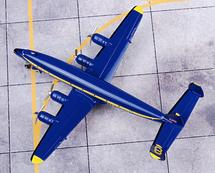 Blue Angels L-1049G Super Constellation USN