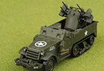 U.S. M16 Multiple Gun Motor Carriage (D-Day, All New)