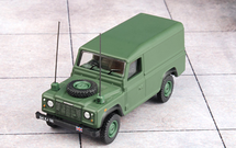 Land Rover Defender British Army