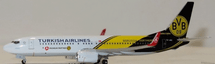 "Turkish Airlines Boeing 737-8F2 ""TC-JHU"""