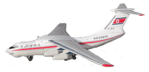 Air Koryo IL-76MD P-912