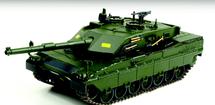 """C1 Ariete 132nd Armored Brigade """"Ariete,"""" Italian Army, Novara, Italy, 2002"""