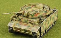 Sd.Kfz.141 Panzer III M German Army 11.PzDiv 4./PzRgt, #421, Kursk, USSR