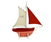 Red Sailer, LR5 Authentic Models