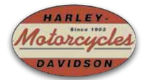 H-D 1903 Oval Ande Rooney