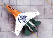 Su-27MKI Flanker-C Indian Air Force 24th Sqn Hunting Hawks, India