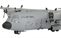 C-130H US Air Force Texas Air National Guard with Optional ramp door