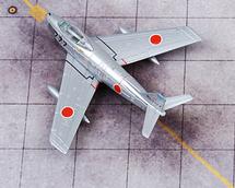 F-86F Sabre JASDF 8th Hikotai Black Panthers, #82-7777, Japan