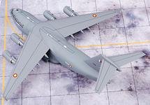 C-17A Globemaster III Qatar Emiri Air Force Display Model